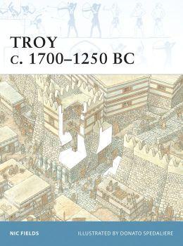 Troy C. 1700-1250 BC