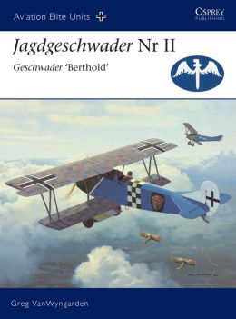Jagdgeschwader Nr II Geschwader 'Berthold' (Aviation Elite Units 19)
