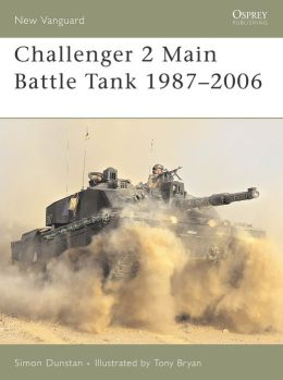 Challenger 2 Main Battle Tank 1987-2005
