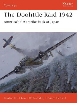 The Doolittle Raid 1942: America's first strike back at Japan (Campaign 156)