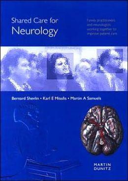Shared Care for Neurology