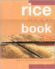 Rice Recipe Book
