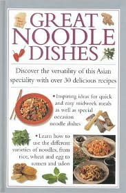 Great Noodle Dishes