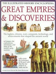 The Illustrated History Encyclopedia: Conquest and Discoveries