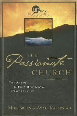 The Passionate Church
