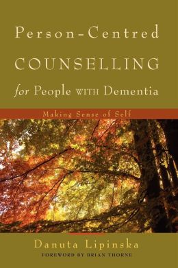 Person-Centred Counselling for People with Dementia