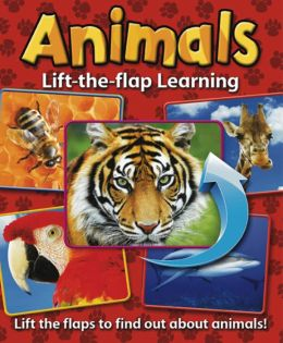 Lift-the-Flap Learning: Animals: Lift the Flaps to Find Out About Animals!