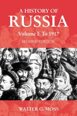A History Of Russia Vol 1