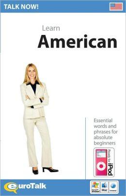 Eurotalk Talk Now American English
