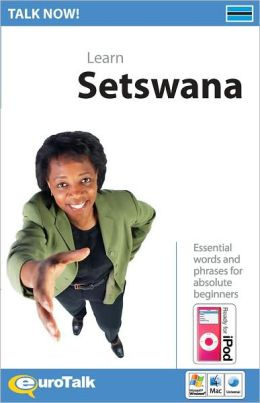 Talk Now! Learn Setswana