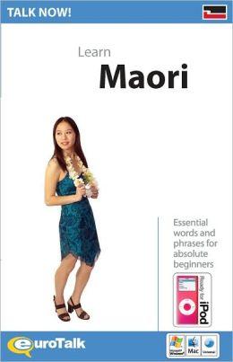 Talk Now! Learn Maori