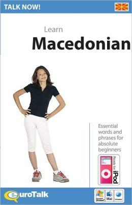 Talk Now! Macedonian