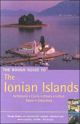 The Rough Guide to Ionian Islands, 3rd Edition