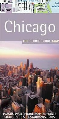 Rough Guide to Chicago Map