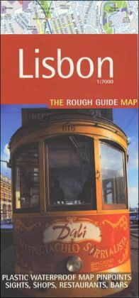 Rough Guide to Lisbon Map