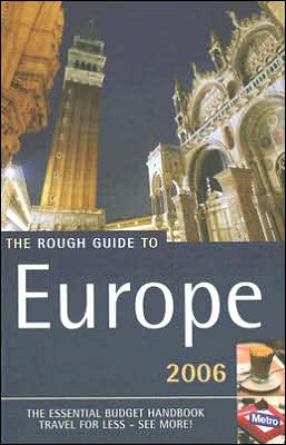 The Rough Guide to Europe 2006