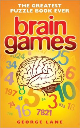Brain Games: The Greatest Puzzle Book Ever