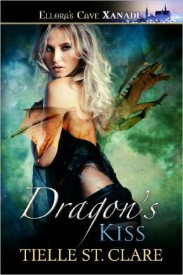 Dragon's Kiss (Shadow of the Dragon, Book One)