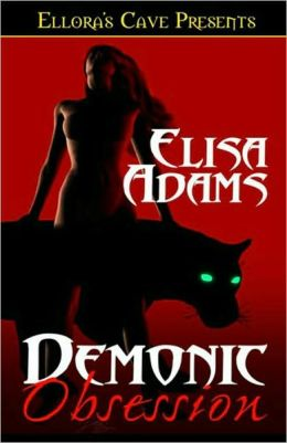 Demonic Obsession (Dark Promises, Book Two)