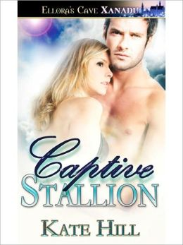 Captive Stallion (Horsemen, Book Two)