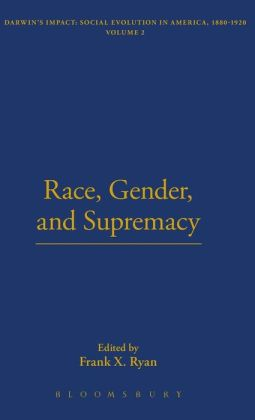 Race, Gender and Supremacy