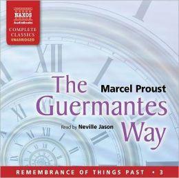 The Guermantes Way D