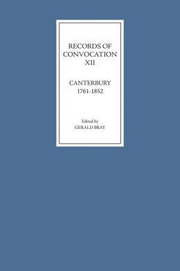 Canterbury, 1761-1852