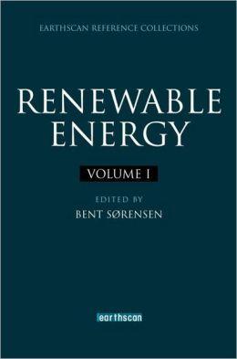 Renewable Energy: Four Volume Set