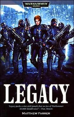 Legacy (Enforcer: Shira Calpurnia Series)
