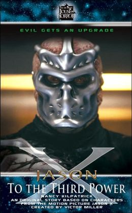Jason X #5: To the Third Power