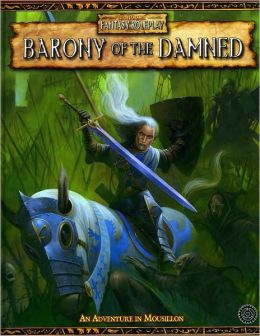 Warhammer RPG: Barony of the Damned