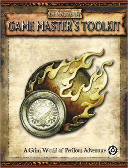 Warhammer RPG: Game Master's Toolkit