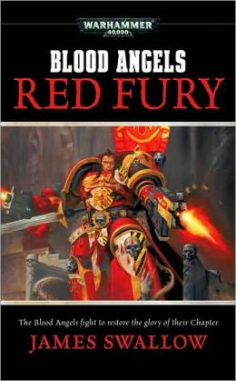 Blood Angels: Red Fury