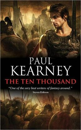 The Ten Thousand (Macht Series #1)