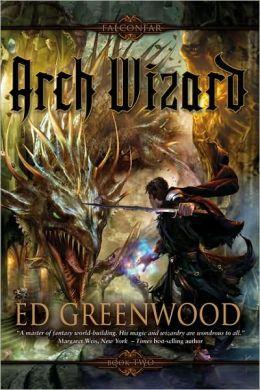 Arch Wizard (Falconfar Saga Series #2)