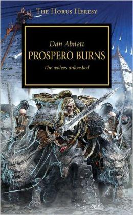 Prospero Burns (Horus Heresy Series #15)
