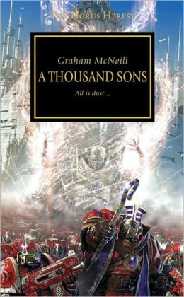 A Thousand Sons (Horus Heresy Series #12)