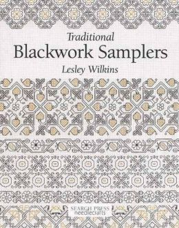 Beautiful Blackwork Samplers