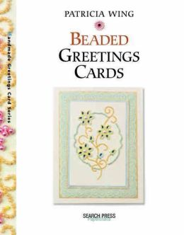 Beaded Greetings Cards
