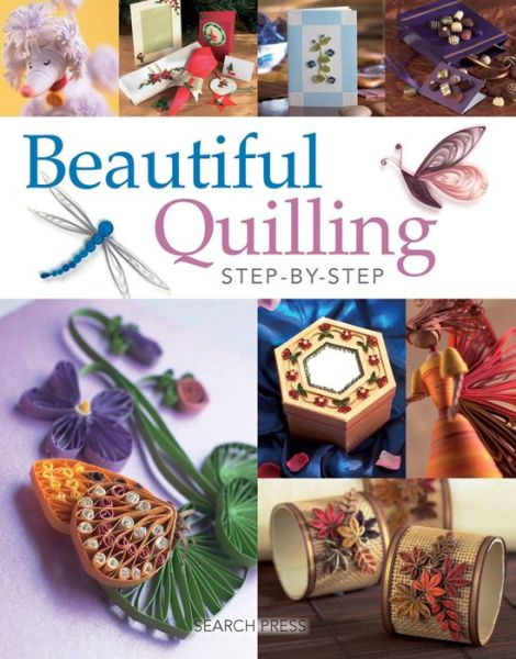 Beautiful Quilling Step-by-Step