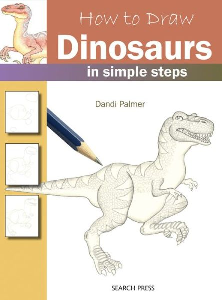 How to Draw Dinosaurs in Simple Steps