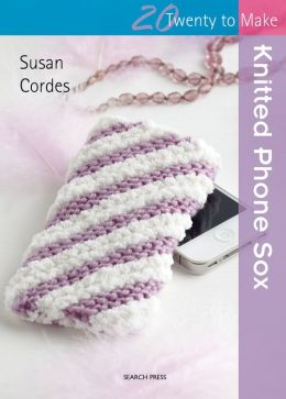 Knitted Phone Sox