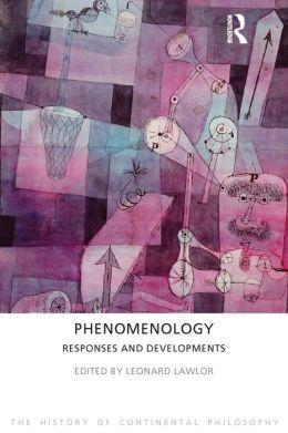 Phenomenology: Responses and Developments