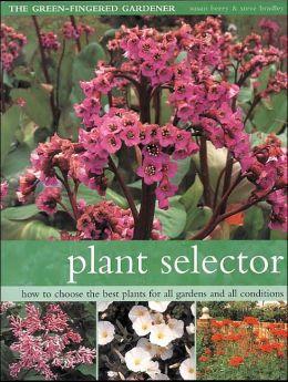 Plant Selector (Green-Fingered Gardener Series)