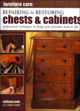 Furniture Care: Repairing and Restoring Chests and Cabinets