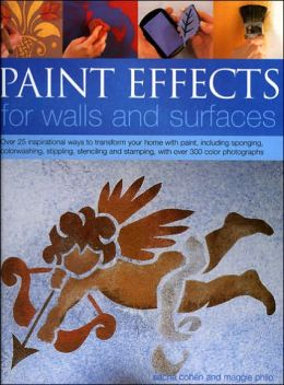 Paint Effects: For Walls and Surfaces