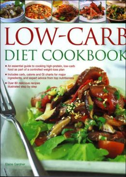 Low-Carb Diet Book