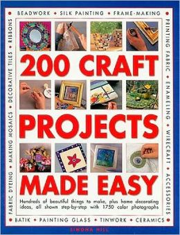 Best-Ever Craft Book: 200 Projects