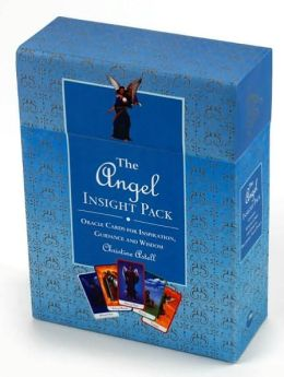The Angel Insight Pack: Oracle Cards for Inspiration, Guidance and Wisdom