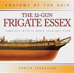 The 32-Gun Frigate Essex